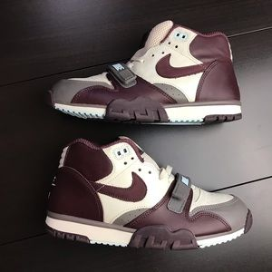 2003 Nike Air Trainer 1 Mohagany